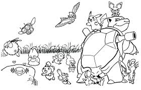 Pokemon Coloring Pages Pdf All Pokemon Coloring Pages All Coloring Pages Coloring Page Coloring
