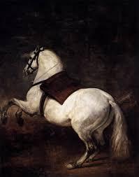 velÁzquez go rodriguez de silva y a white horse 1634 35 oil on canvas