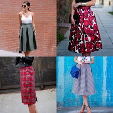 Midi Skirt Pattern
