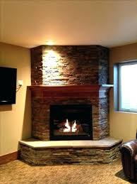 inch electric fireplace stand tan 40 wide insert nap