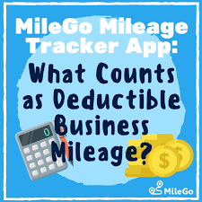 business mileage tracker mileage tracker app what counts as deductible business mileage