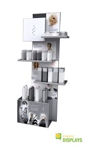 Mac Cosmetics Display Stands For Sale Inspiration Cosmetic Display Made From Sheet Metal Shelves And Powder Coated