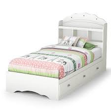 white twin storage bed. Endearing Twin Storage Bed With Headboard Room Footboard Platform Set White