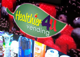 Healthy Vending Machines Ireland Unique Franchise Style Training And Support Healthier 48U Vending