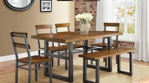 better homes and gardens dining table. Spacious Better Homes And Gardens Mercer Dining Table Vintage Oak Finish At A