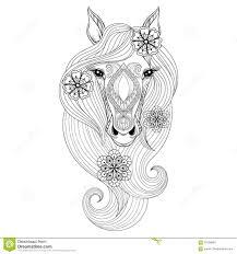 Kleurplaat Mandela Paarden Kleurplaat Mandala 1702b Afb 4518 Images