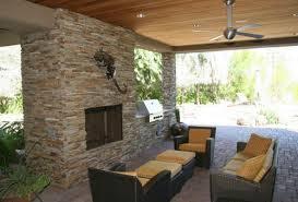 patio outdoor fireplace ideas