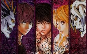 A mobile wallpaper is a computer wallpaper sized to fit a mobile device such as a mobile phone, personal digital. 413 Death Note Hd Wallpapers Background Images Wallpaper Abyss