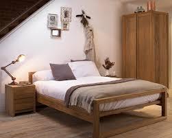Teak Bedroom Furniture Platform Beds Mino Light Teak Bed Reclaimed Teak Furniture