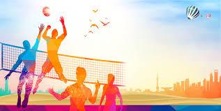 กีฬาวอลเลย์บอล | ย้อนยุค, พื้นหลัง, วอลเลย์บอล