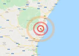 Terremoti: scossa di magnitudo 4 ad Albi (Catanzaro), no ...