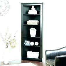 narrow corner bookcase tall corner bookshelves tall corner bookshelf tall white corner narrow corner shelf unit