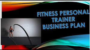 Personal Trainer Business Plans Fitness Personal Trainer Business Plan Youtube