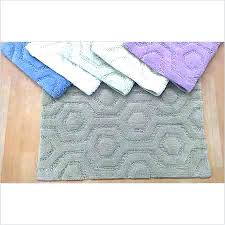cotton bath rugs with latex backing organic cotton bath rugs without latex backing backed on wood