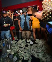 Oh Ray J Floyd Mayweather Drop 50k On Strippers In