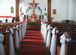 Of Wedding Decorations In Church Church Wedding Decoration For More Great Ideas And Information