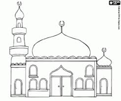 Islam Coloring Pages Printable Games