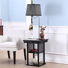 floor lamp with usb ports us electric
