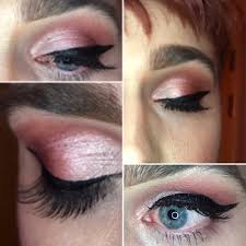 Light Pink And Blue Eyeshadow 50 Flattering Ideas Of Makeup For Blue Eyes That Would Make
