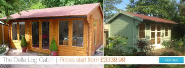 Small Picture Garden Sheds and Garden Buildings Tiger Sheds