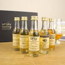 single malt whisky gift set