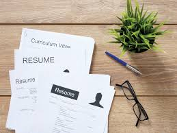 Job Accomplishments List Unw Career Change A Guide To Resume Writing