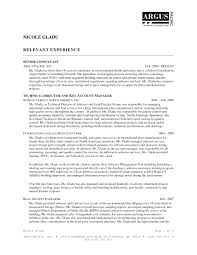 Outside Plant Engineer Sample Resume Resume Facilities Resume 18