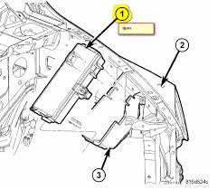 how do you remove the tipm on a 2006 dodge ram 1500 slt 2008 Dodge Ram Fuse Block at 2007 Dodge Ram 1500 Mega Cab Fuse Box Location