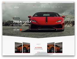online sales website template