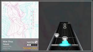 Guitar Hero Charts Clone Hero Charts Moe Shop Natural Guitar Hero Live