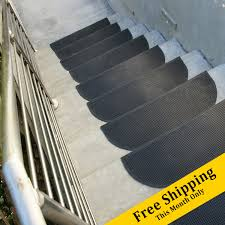 grip tight rubber stair treads 6 pack
