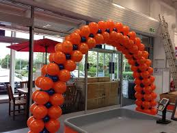 large heavy duty balloon arch frame diy kit hire or option no helium needed