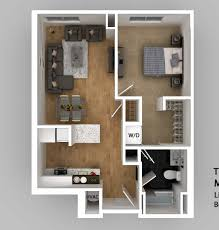 Models Chroma's Floor Plans Apartments In Cambridge MA New 1 Bedroom Apartments In Cambridge Ma Ideas