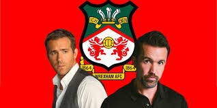 Reflecting the completion of the deal, deadpool star reynolds changed his name on twitter to wryan and mcelhenney renamed himself as wrob. Ryan Reynolds Bought A Soccer Team Screen Rant