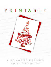 creative holiday cards. Contemporary Cards Unique Holiday Cards Creative Christmas Printable Food In S