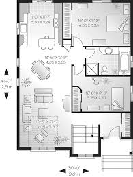 house house plan contemporary lakefront house plans canada for narrow lots lake with house