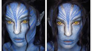 avatar makeup tutorial pelin tekdal