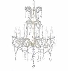 sku ivor1067 shabby paris 5 light glass crystal chandelier white is also sometimes listed under the following manufacturer numbers ivd81