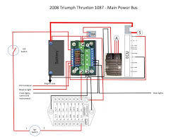 74 best cb 750 images on pinterest cafe racers, custom Bare Bones Wiring Diagram Honda Cb550f 46585d1330795983 wiring thruxton with motogadget m unit slide1