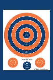 Printable Nerf Targets