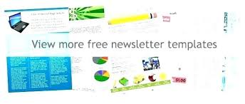 Microsoft Office Word Newsletter Templates Newsletter Templates Office Email Krishnaplastics Co