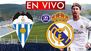 ALCOYANO vs REAL MADRID EN VIVO 🔴 COPA DEL REY - EMOCIONANTE NARRACION -  YouTube