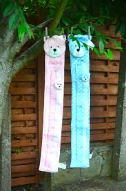 Perosnlaised Baby Height Chart The Embroidery Hut The