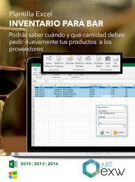 Plantilla De Control De Restaurante En Excel Plantilla Para Descargar