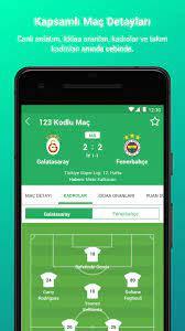 Canlı Skor für Android - APK herunterladen