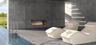 linear fireplace outdoor fireplace modern gas fireplace