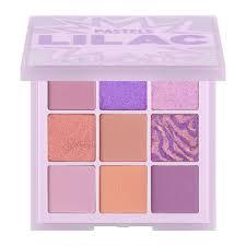 <b>Huda Beauty</b> Obsession Pastel Eyeshadow Palette <b>Lilac</b> 6.1g ...