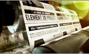 Newspaper Template After Effects Free 38 Luxury Videohive Cinema 4d Templates Free Download