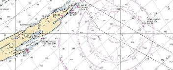 Naval Navigation Charts Whats The Difference Between A Nautical Chart And A Map