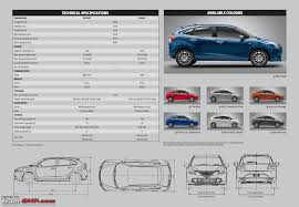 Baleno Size Chart Next Gen Suzuki Baleno Yra Unveiled Edit Now Launched At